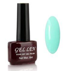 UV Gel Nail Polish Long Lasting 8ML Soak Off Mood Gel nail Enamel Fashion 300 Colors