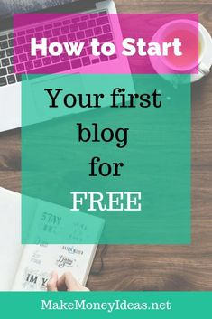 How to start blog for free now. What you really need to know about starting your blogging journey.  #blogger #blog #free #blogfree #howtostartablogfree