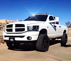 lifted white dodge ram truck - For more information regarding inquiring this car Click Here: http://1800carshow.com/Video/Vehicles/make-Ram/#vehicles