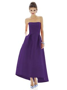 Alfred Sung Style D583 http://www.dessy.com/dresses/bridesmaid/d583/?color=apricot&colorid=630#.VL3LBkfF-0g