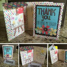 Teacher Gift Card Holders :: Pixels & Co. Gallery