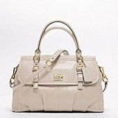 MADISON LEATHER FLAP CARRYALL-I'll get this as soon as my mail order sugar daddy comes in LoL