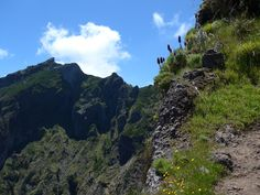 Madeira, caminho real da Encumeada