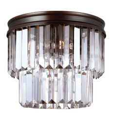 Willa Arlo Interiors Domenique Traditional 2-Light Flush Mount & Reviews | Wayfair.ca