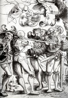 Urs Graf,  1523