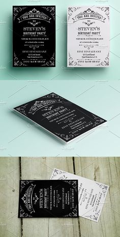 Vintage birthday invitation templates psd invitation templates vintage birthday invitation invitation templates 700 filmwisefo