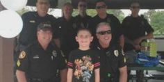 'Superhero' Cops Save Boy With #Autism's Birthday After No Kids Show Up - http://www.huffingtonpost.com/entry/boy-autism-birthday-party-police_us_5765320fe4b0853f8bf1125f #AUsome!