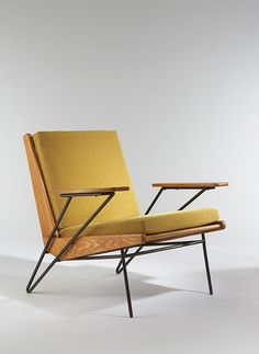 Pierre Guariche — Lounge Chair (1953)