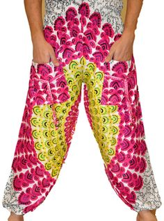 4d764a6f428c6 The Design is made for many purposes such as you can ware it as trousers or  · Harem Pants PatternThai Fisherman PantsYoga ...