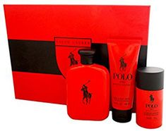 8. Ralph Lauren 3 Piece Gift Set for Men
