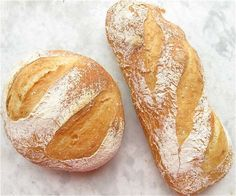 The crunchiest-crackliest-chewiest-lightest-EASIEST bread you'll ever bake. | King Arthur Flour – Baking Banter