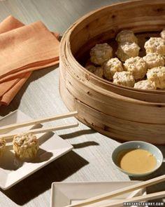 "See the ""Chicken Siu Mai (Chicken Dumplings)"" in our Dumpling Recipes gallery"
