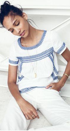 folktale blouse