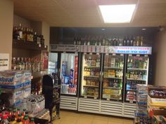 We Deliver Beer-Wine And Spirits. Seasons Pizza, Liquor Store, Wine And Spirits, The Flash, Liquor Cabinet, Beer, Drinks, Home Decor, Root Beer