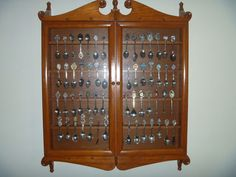 Collector Spoon Display | Display, Boutique and Collection displays