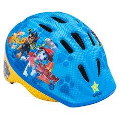 Paw Patrol Toddler Helmet - Age 3+, Blue