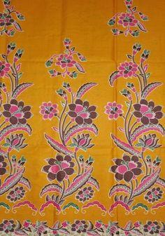 Kain Batik Cibulan 100-Kuning