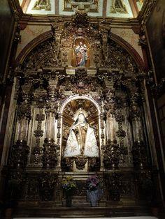 Conventos Teresianos en Avila