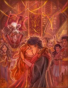 They won the cup even though harry potter was in detention with severus sna Harry Potter Painting, Harry Potter Artwork, Harry Potter Poster, Harry Potter Magic, Harry Potter Drawings, Harry Potter Facts, Harry Potter Fandom, Harry Potter Movies, Harry Potter World
