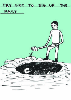 Illustrator David Shrigley Opens New Psychiatry-Based Show