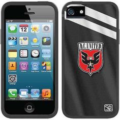 D.C. United Jersey Design on Apple iPhone 5SE/5s/5 Switchback Case by Coveroo