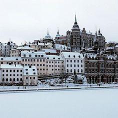 #sweden #stockholm #winter