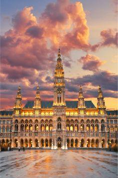 Visit Austria, Austria Travel, Vienna Austria, Travel Around The World, Places Around The World, Around The Worlds, Beautiful Places To Travel, Wonderful Places, Day Trips From Vienna