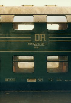 Nauen, 13. März 1994 – Aufschriften an einem Doppelstockzug DBvqz – Inscriptions at a DBvqz type double deck train #Nauen #DeutscheReichsbahn #Doppelstock S Bahn, Transportation, Berlin, Public, Locomotive, Childhood Memories, Vehicles