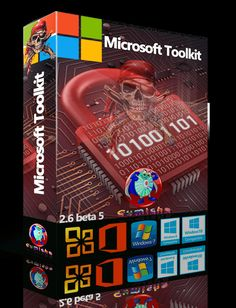 Microsoft Toolkit 2.6 For Ms Windows & Office Activation