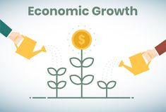 Economic growth relates to GDP growth. If GDP rises, its believed that the economy is doing well and vice versa. read full guide on factors of economic growth. Economic Systems, Economic Development, Rural Finance, Outsourcing Jobs, Make A Proposal, Consumer Price Index, Gross Domestic Product, Trust Fund