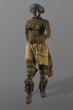 Likishi Dance Costume, Zambia