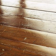 Got wood floors? They're surprisingly easy to care for -- if you follow these tips. #cleaning