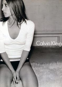 Christy Turlington |  Calvin Klein Underwear Advertising Campaign  |  S/S 1999