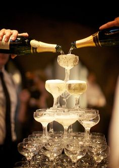 Champagne. Need we say more?
