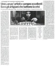 Articolo La Provincia - Anno 2011