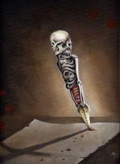 bone pen by imagist