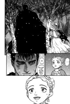 I miss how Miura depicted Guts like this :-/