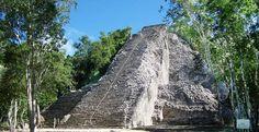 Ruinas mayas Coba.