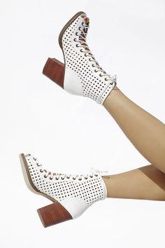 #Shoecult Bowie Bootie