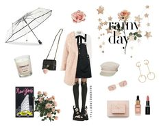 """""""Pink Day"""" by guerreiroritaa on Polyvore featuring Hot Topic, Gucci, H&M, Boohoo, Totes, Dr. Martens, Chanel, Soohyang, Eloise and Chloé Pink Day, Hot Topic, Girl Power, Boohoo, Polyvore Fashion, Totes, Gucci, Chanel, Outfits"""