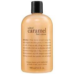 Philosophy Salted Caramel Hot Cocoa Shampoo, Shower Gel & Bubble Bath : Shop Bath | Sephora
