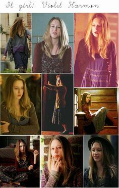 The Virgin Suicides: American Horror Story: Como ter o estilo da Violet Harmon