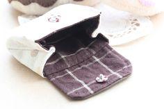 cute little coin purse....