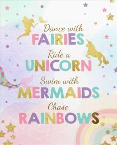 Diy Unicorn Birthday Party, Rainbow Birthday, Unicorn Birthday Parties, Unicorn Birthday Decorations, 10th Birthday Party Ideas, Girls Birthday Party Games, Rainbow Unicorn Party, Turtle Birthday, Birthday Banners
