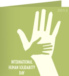 Barbara F. just received a Care2 Thank You Note For Taking Action on International Human Solidarity Day.