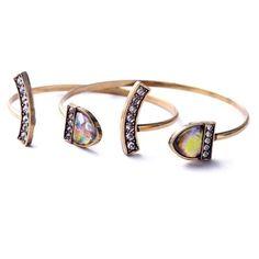 Beautiful bangle set new no tags Beautiful bangle set Jewelry Bracelets