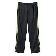 Boys 8-20 Tek Gear Tricot Pants