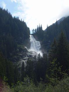Highest Waterfalls in Europe - Krimml