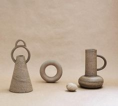 Another series of works from Nicolette Johnston, the shapes used in her design compliment other works nicely.