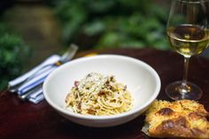 NYT Cooking: Spaghetti Carbonara